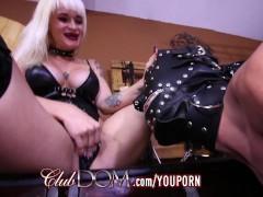 Picture Mistress Dahlia Trains A New Slave