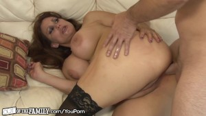 Nasty Mother-in-law Gives Him Her Asshole - Free Porn Videos - YouPorn