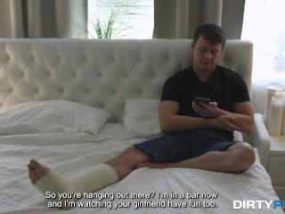 Dirty Flix - Slut fucked and put on the web