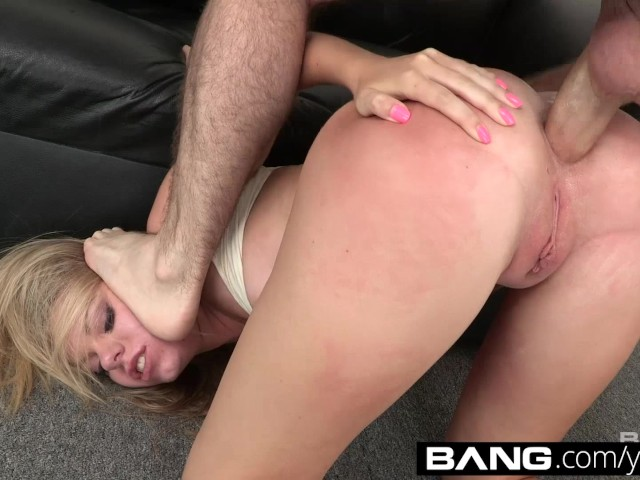 Redhead Teen First Time Anal