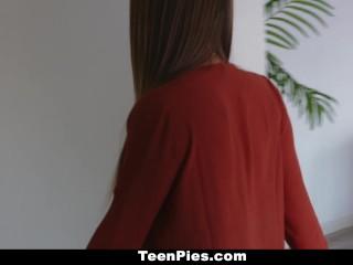 Teenpies - Jill Kassidy Gets Tight Pussy Filled