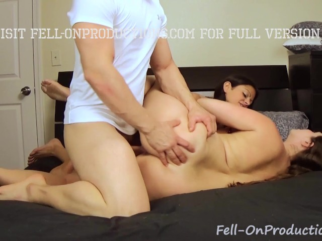 Blonde Mom Son Creampie