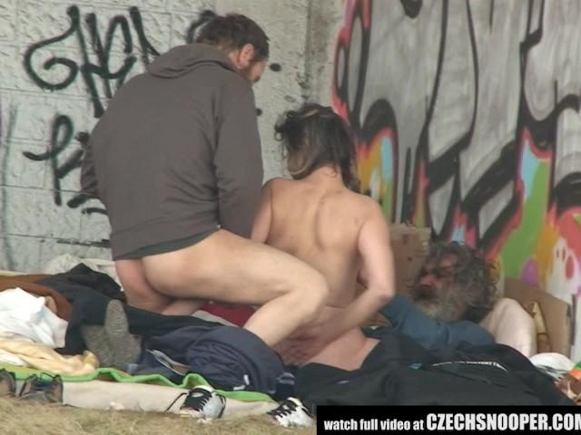 Mature amateur street whore