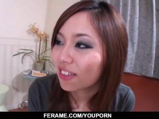 Perfect hardcore Asian xxx scenes with Nan Oshikiri