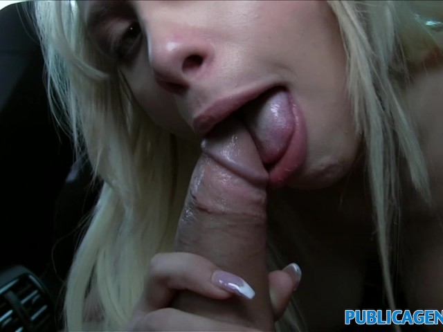 Public Agent Beautiful Blonde