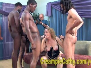 17 Guy Pussy filling Cumfest