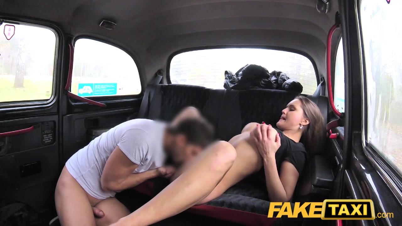 Apologise, but porno fake taxi something is