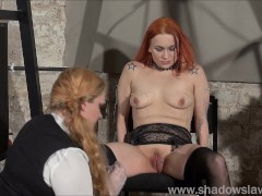Picture Dirty Mary lesbian pussy whipping and amateu...