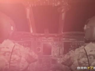 Metal Rear Solid: The Phantom Peen (A XXX Parody) - Brazzers