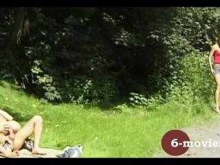 6-movies.com - Lesbian outdoor sex adventure -