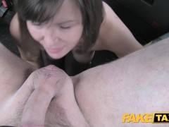 Picture Fake Taxi Driver enjoys a good milf arse rim...