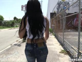 Big Ass Latina Jessica Fuentes Gets Her Chonga Pussy Smashed (ch13296)