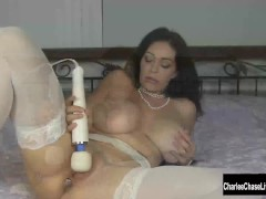 Picture Kinky Big Tit MILF Charlee Chase Puts Some B...