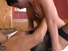 Picture AgedLovE Latina Sharon Fucking Hard With You...