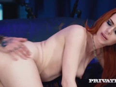 Picture Ella Hughes, Cum in Her Hairy Pussy