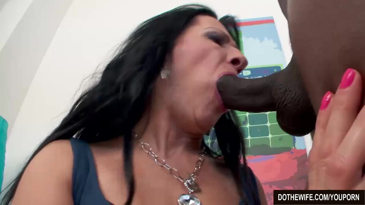 Deep throat gagging girl