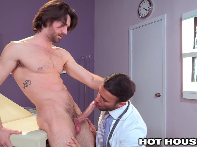 Hothouse Hot Doctor Buttfucked By Aussie Hunk - Free Porn -2088