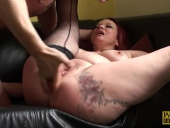 Picture British milf sub squirts while fingerfucked