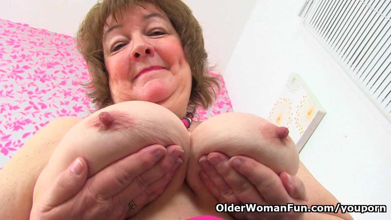 Mature and curly pussy