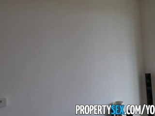 PropertySex - Young real estate agent falls in love with client