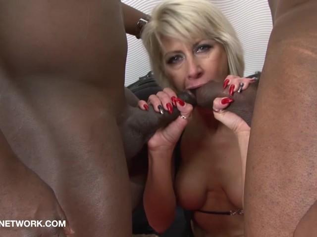 Blonde Wife Bbc Cuckold
