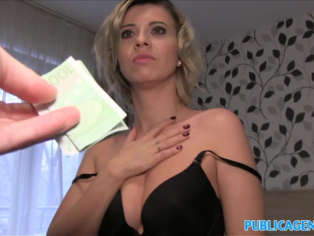 Public Agent Cheating Wife With Short Blonde Hair Fucks for Cash - Free Porn Videos - YouPorn