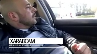 Arab Gay Orhan – Outdoors Sex in a car