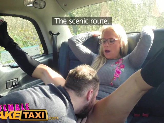 Female Fake Taxi Swallow