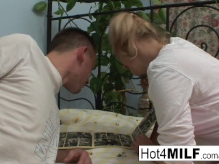 Hot MILF Gets Fucked