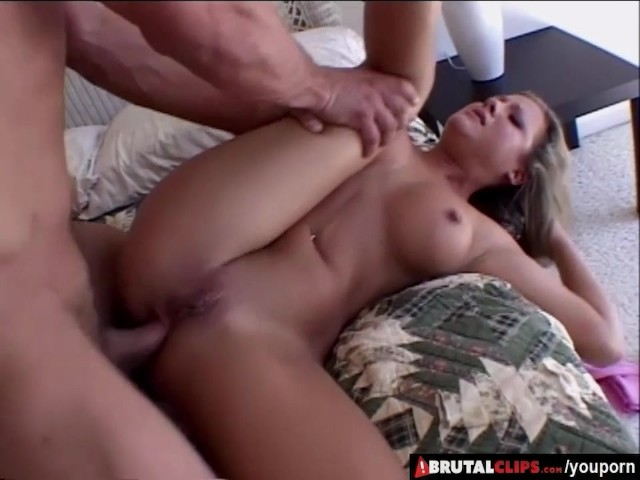 Brutalclips Teen Bitch Gets Fucked Hard In Both Holes Free