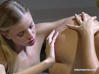 Private.com – Teens Alexa May and Alissa Seek Anal Sex