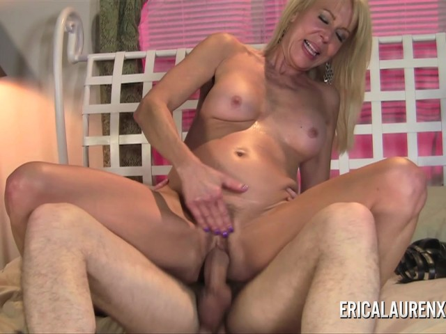 Milf Seduces Young Stud