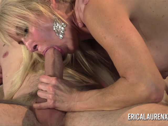 Little Buddy Fucks Blonde Milf