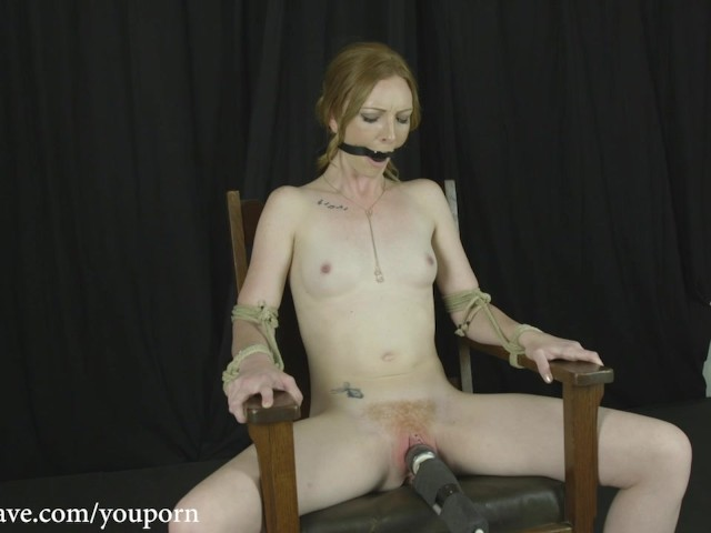 Girl Playing Vibrator Squirts