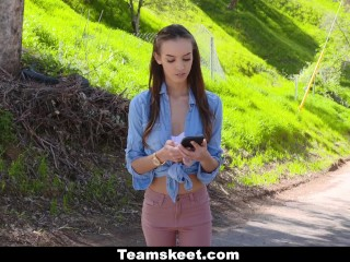 TeamSkeet - Compilation of Horny Teens Thirsty For Cum