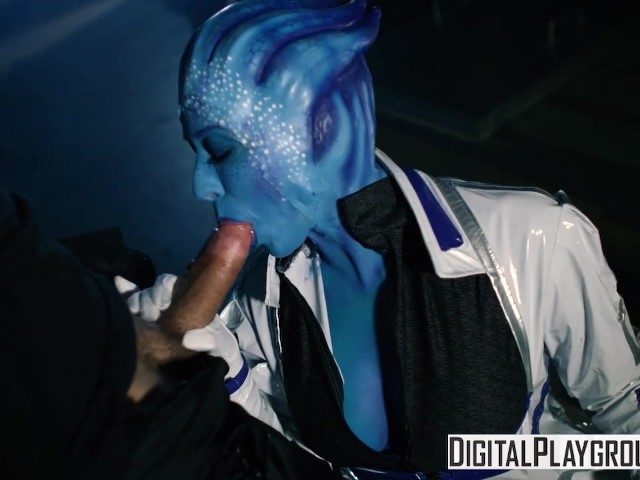 Digital Playground - Ass Effect a Xxx Parody - Free Porn