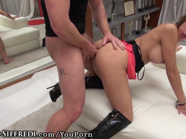 wet tongue fetish