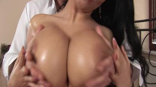 titfuck with Laura Lion