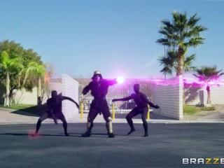 Power Bangers: A XXX Parody Part 3 - Brazzers