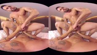 VirtualRealGay.com - Tough Guys