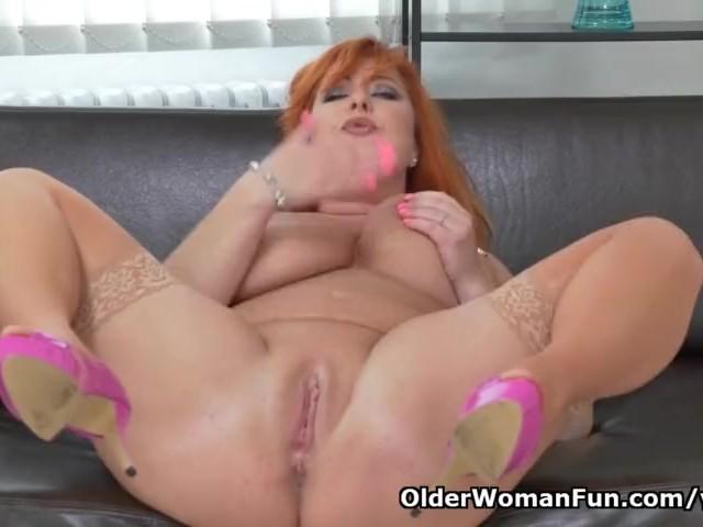 Big Tit Brunette Milf Dp