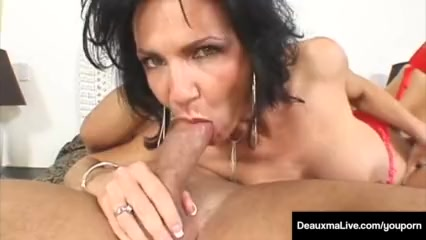 Deauxma anal sex