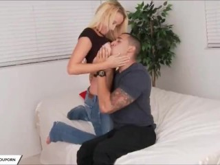 Hot Tucker Starr Rides Dick Cowgirl