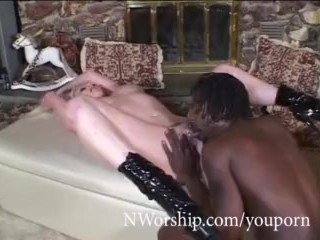 interracial big cock anal with hot blonde slut Egypt