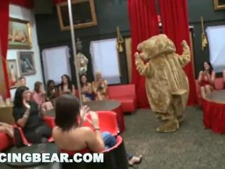 DANCINGBEAR - Big Dick Male Strippers Crashing the club! (db10903)