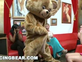 DANCINGBEAR – Colossal Wood Male Strippers Crashing the club! (db10903)