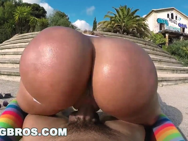 Ebony Bbw Twerk Ass Clap