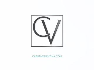 Horny Hotwife Rio Fucks Carmen Valentina