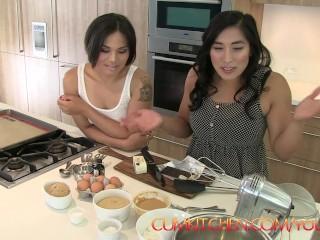 CUMKITCHEN Milcah & Cookies with Mia Li