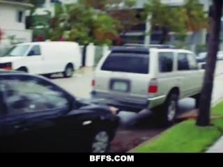 BFFS - Hot Cam Girls Fucked On Cam